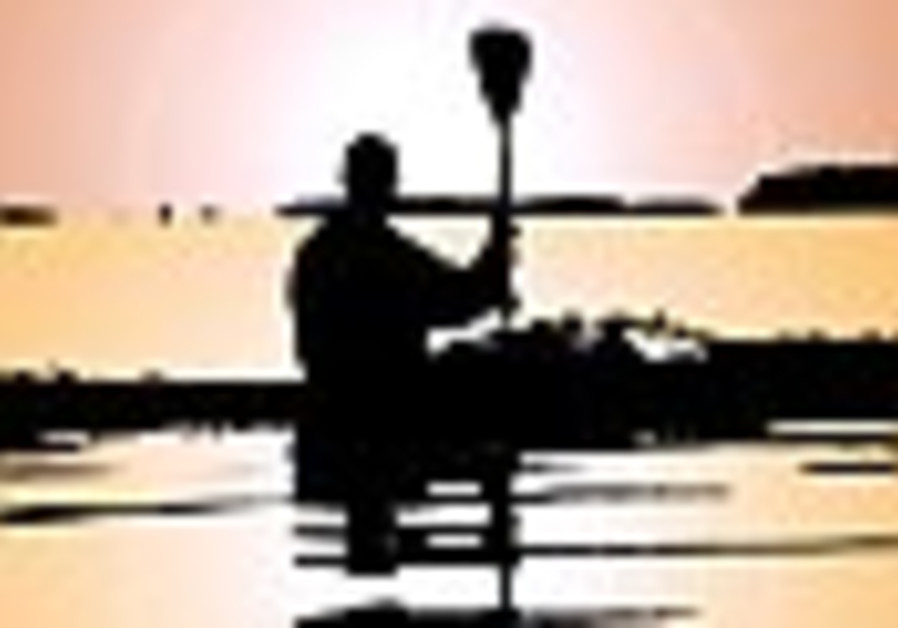 Kayaking: Gafni rows to World Cup bronze