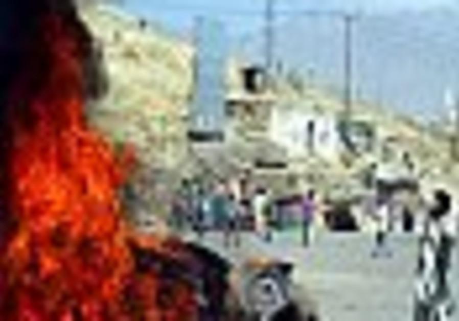kabul riots 88