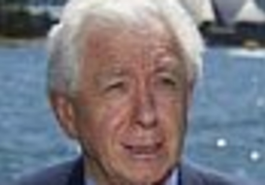 Frank Lowy: From Hagana to $3.8 billion magnate