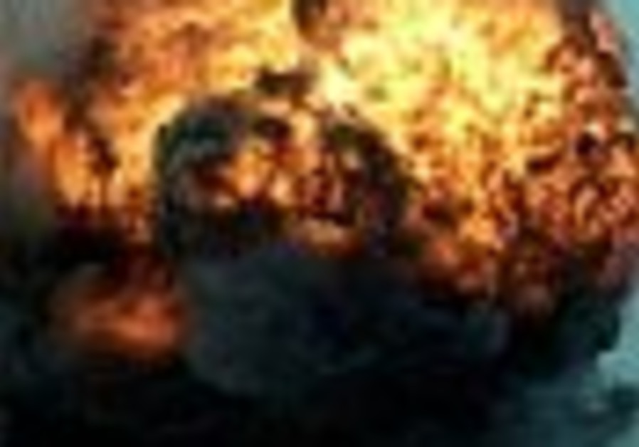 fire explosion 88