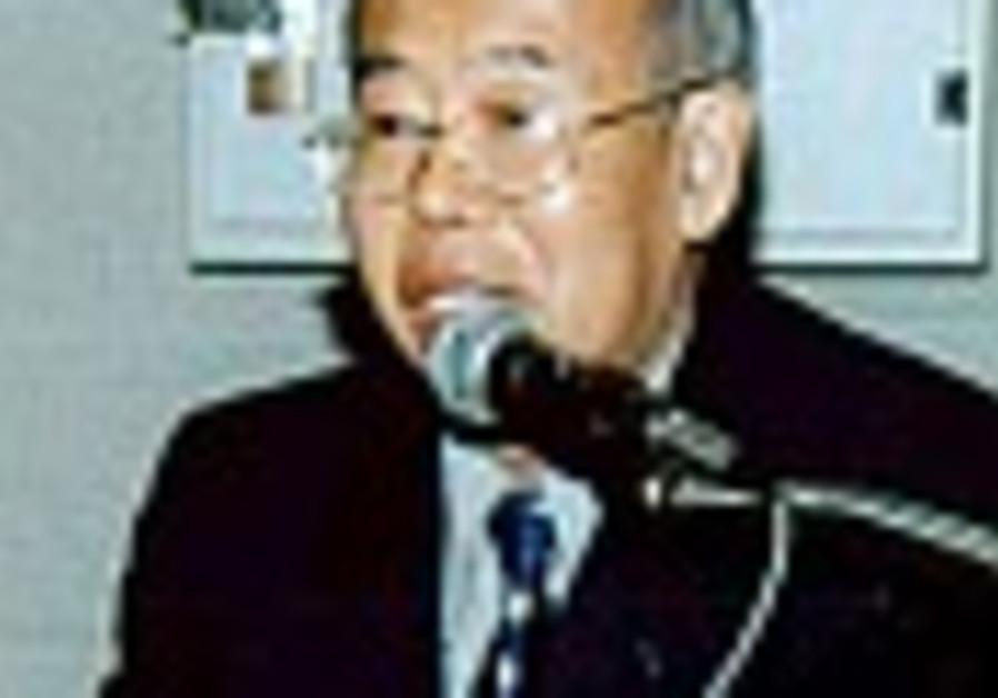 chinese ambassador to Israel 88