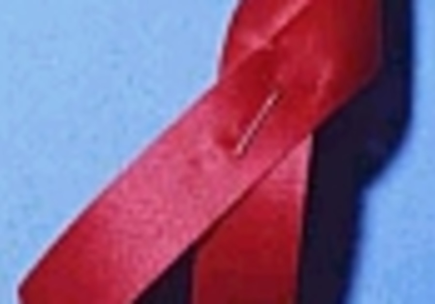 Diagnosed cases of HIV/AIDS rise slightly in Israel