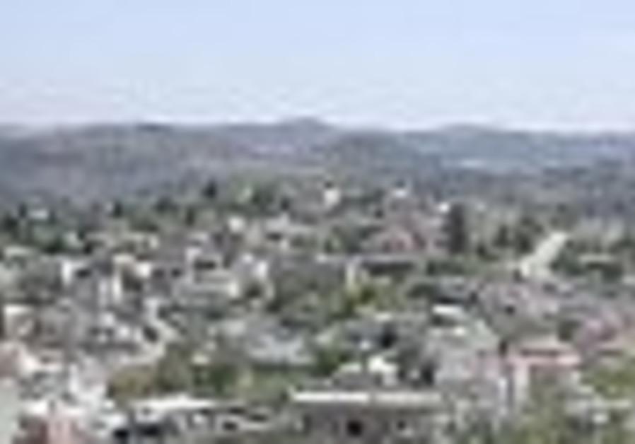 A musical bridge to Abu Ghosh?