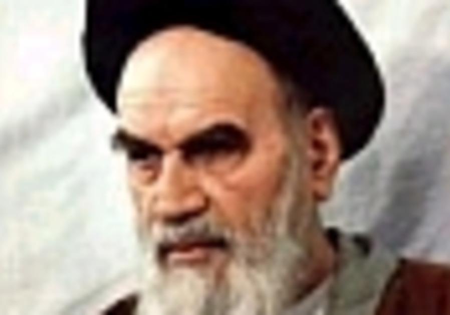 Khomeini's grandson: Oust Iran clerics