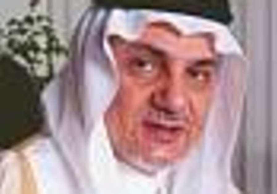 Saudi ambassador to US admits boycott of Israel still in force