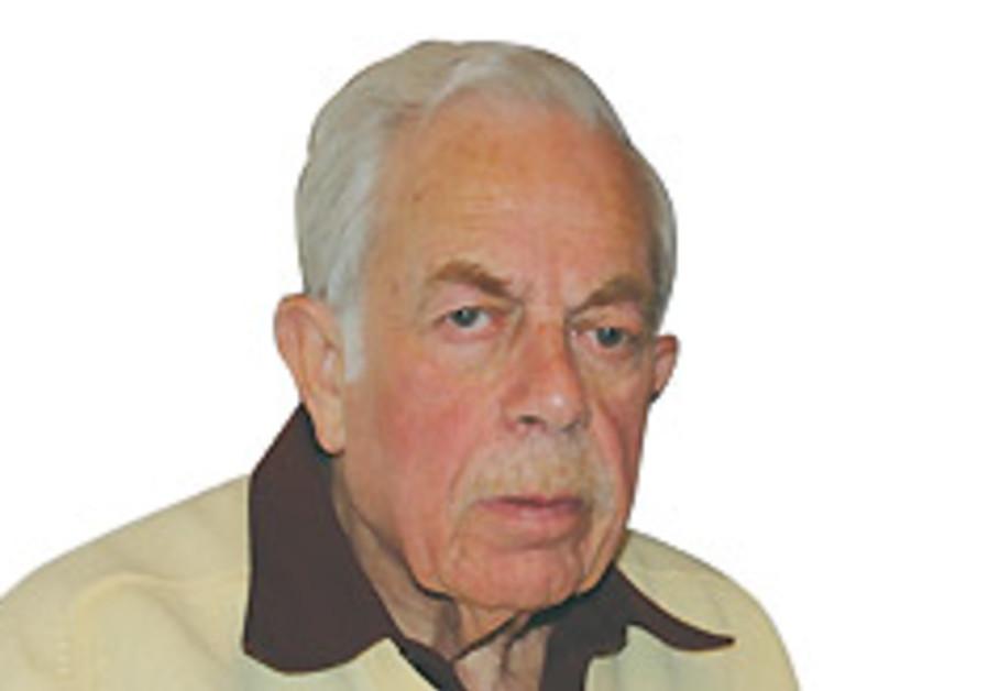 Veterans: Rafi Lewysohn: From Frankfurt to Mikve Yisrael