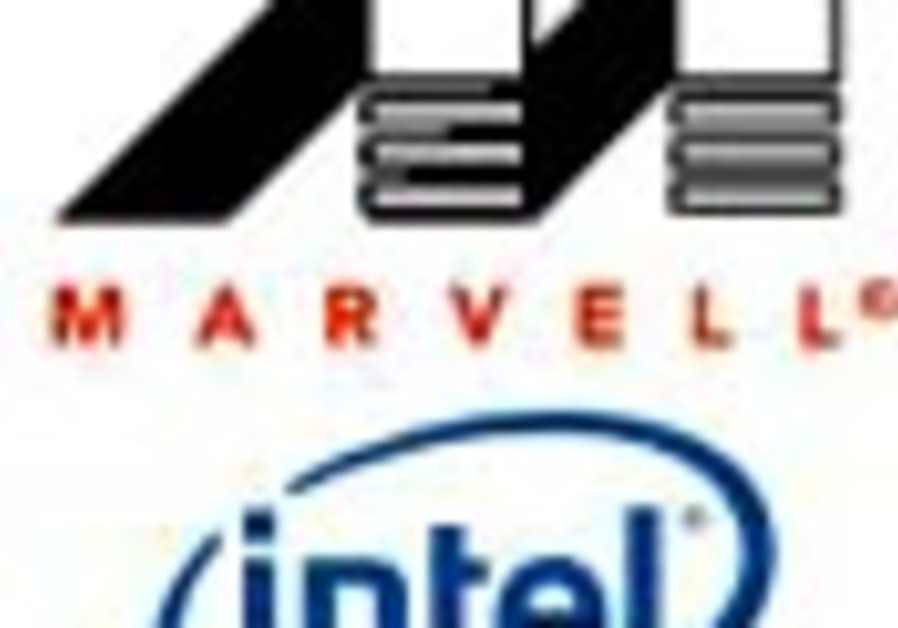 marvell tech intel 88