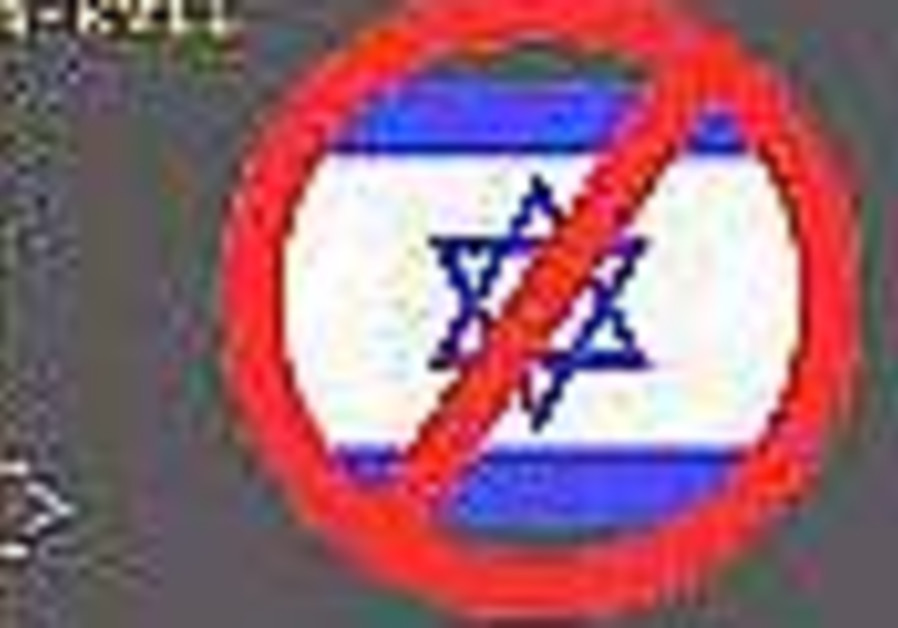 Anti-Israel group wreaks havoc with Israeli Web sites