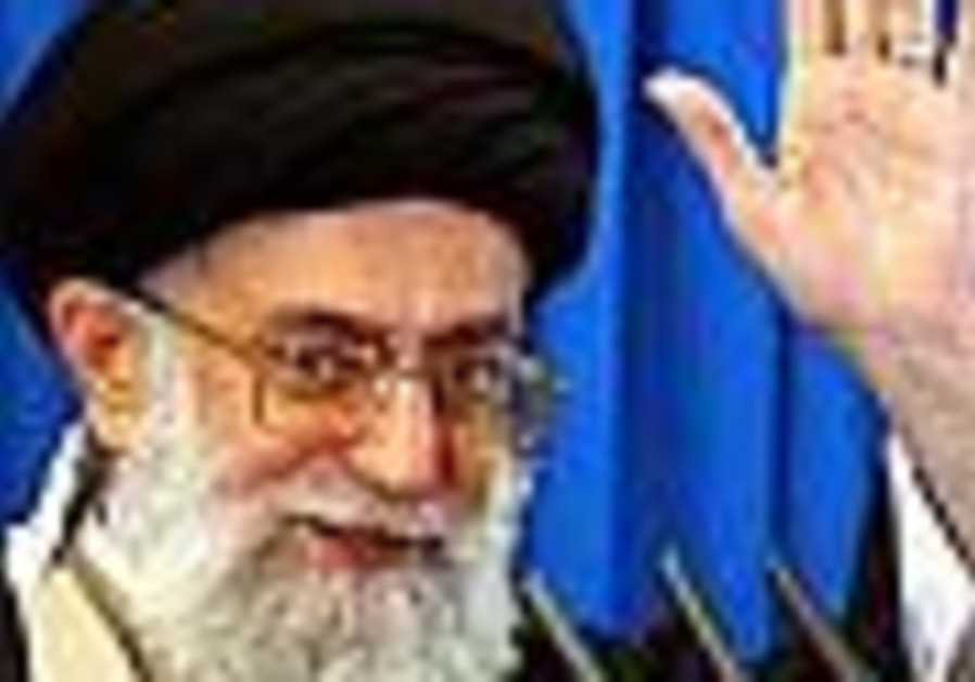 Iran's supreme leader rejects talks with the US