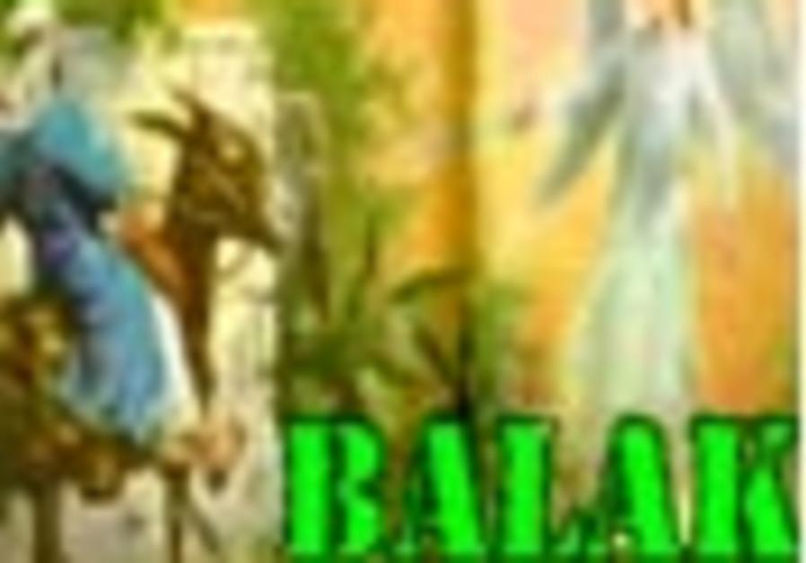 parsha balak 88