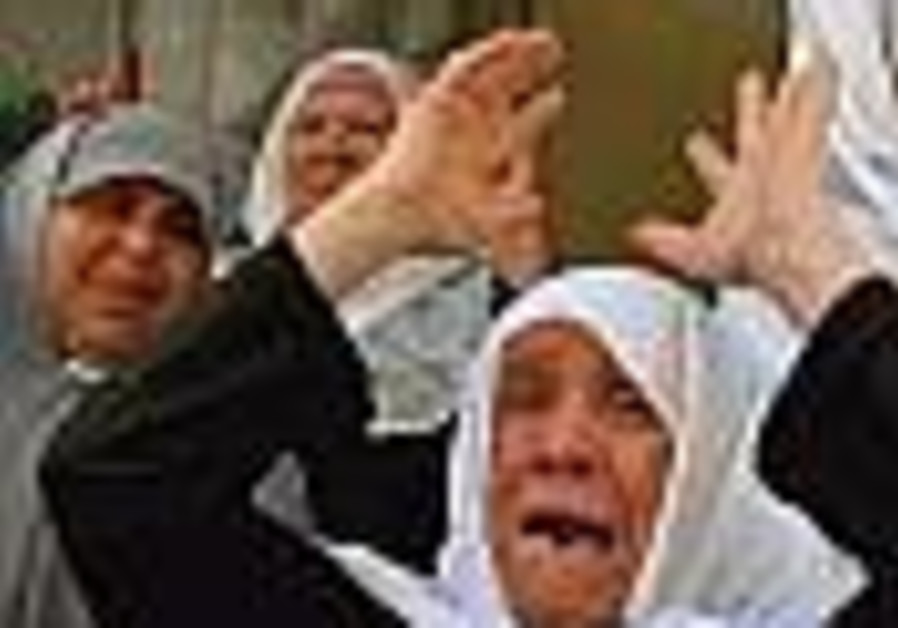 Gazans upset by three suspected 'honor killings'