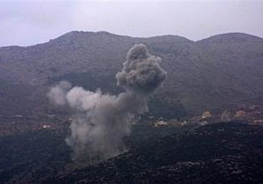 iaf strike in lebanon 298.88