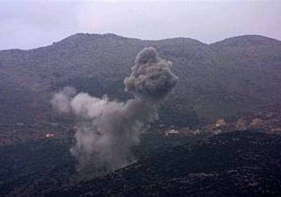 iaf strike in lebanon 298.88
