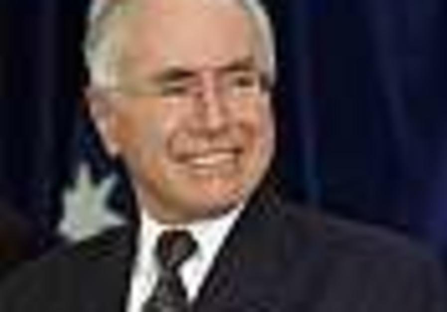 A post-Howard era in Australia could mean shift in Israel ties