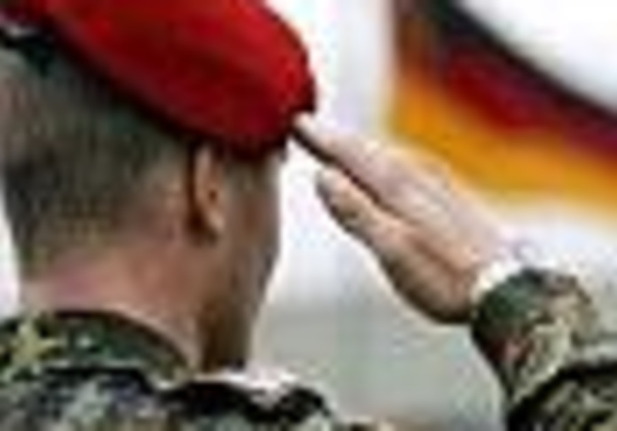 Germany undecided on Mideast military involvement