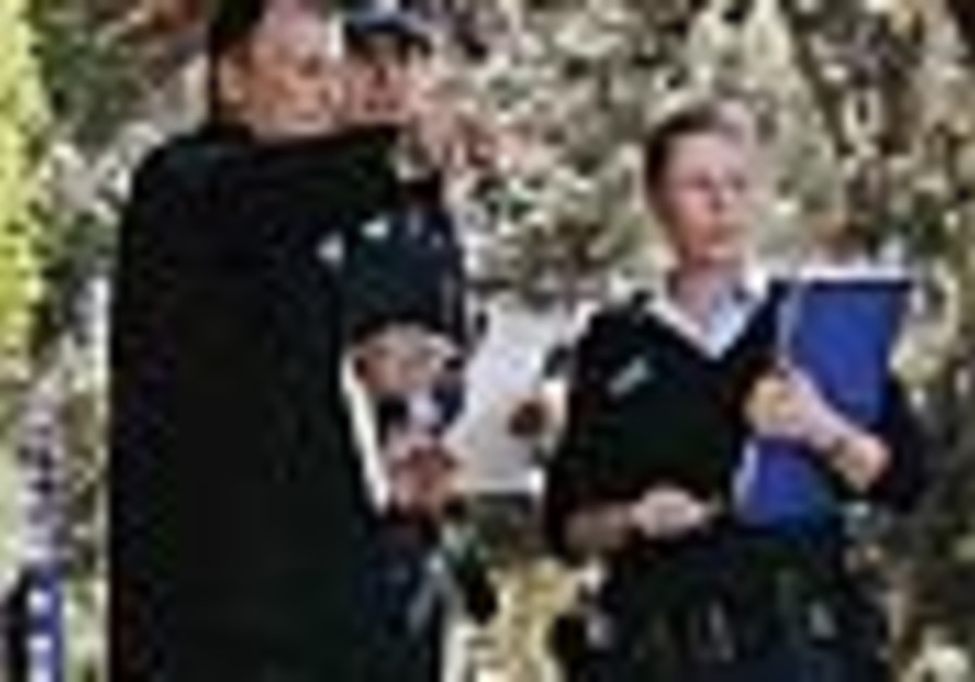 Israeli charged with murdering fellow Israeli in Sydney