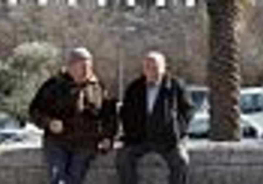 Five Jerusalem Arabs arrested for terror ties
