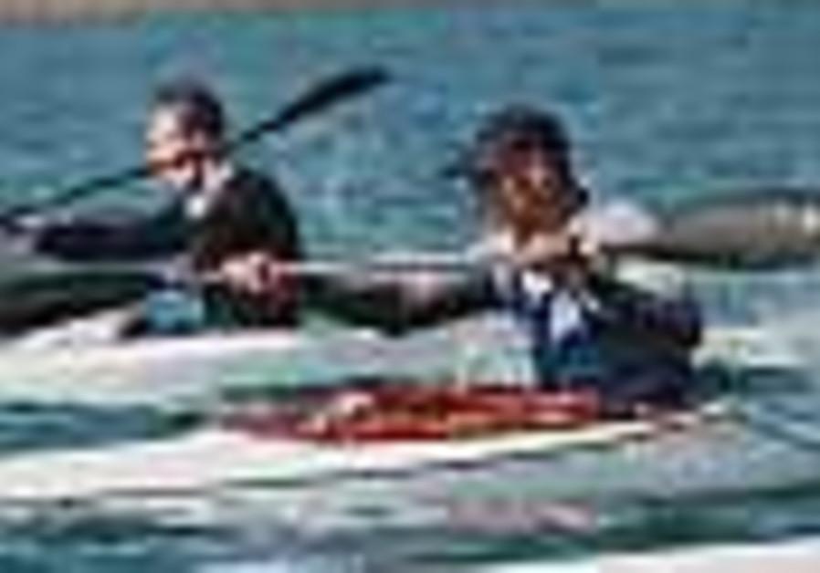 Kolganov and Lufan to race for gold at kayaking worlds