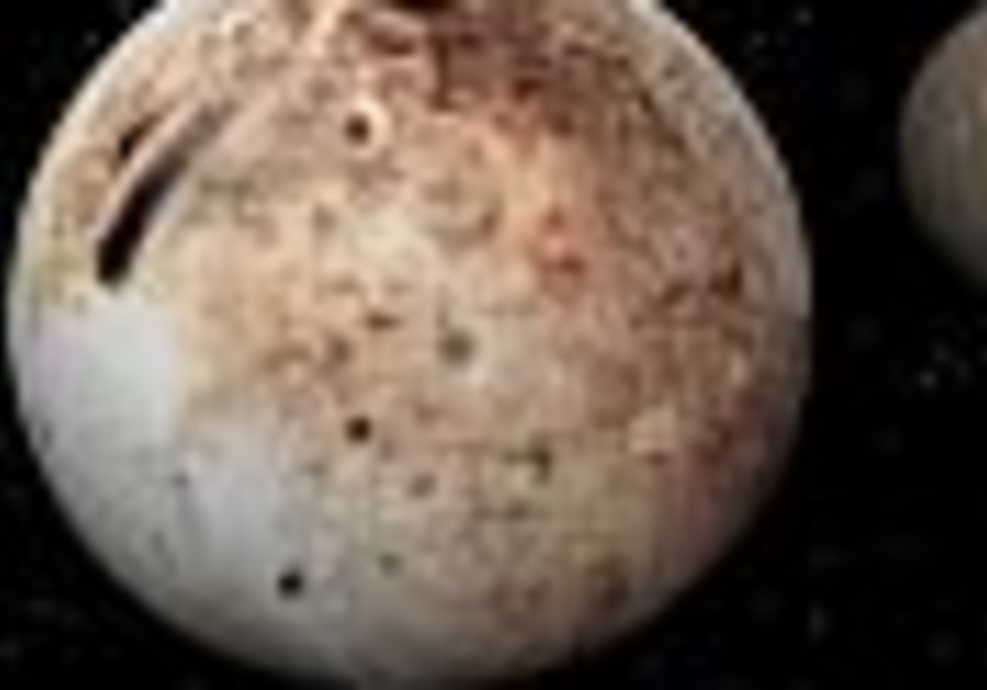 Size matters: Pluto downgraded to dwarf planet