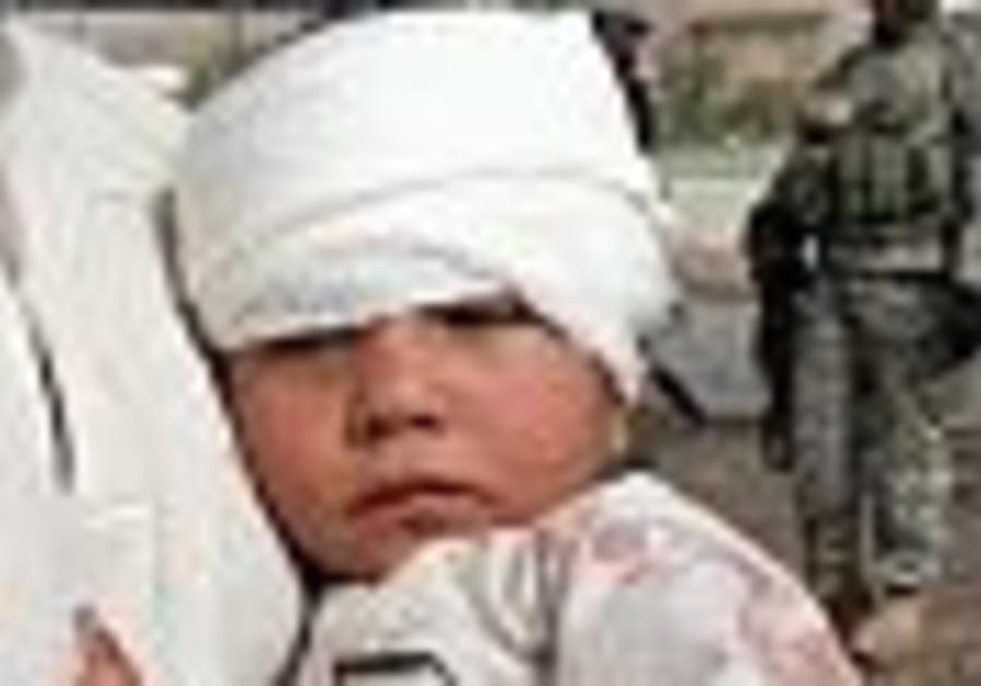 Bomb at Baghdad market kills at least 24
