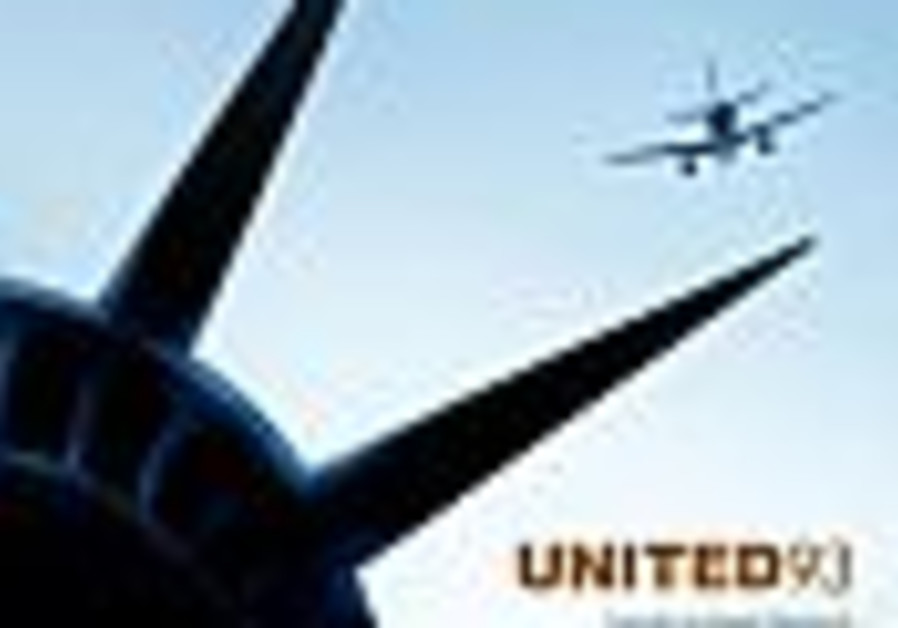 Movie review: United 93