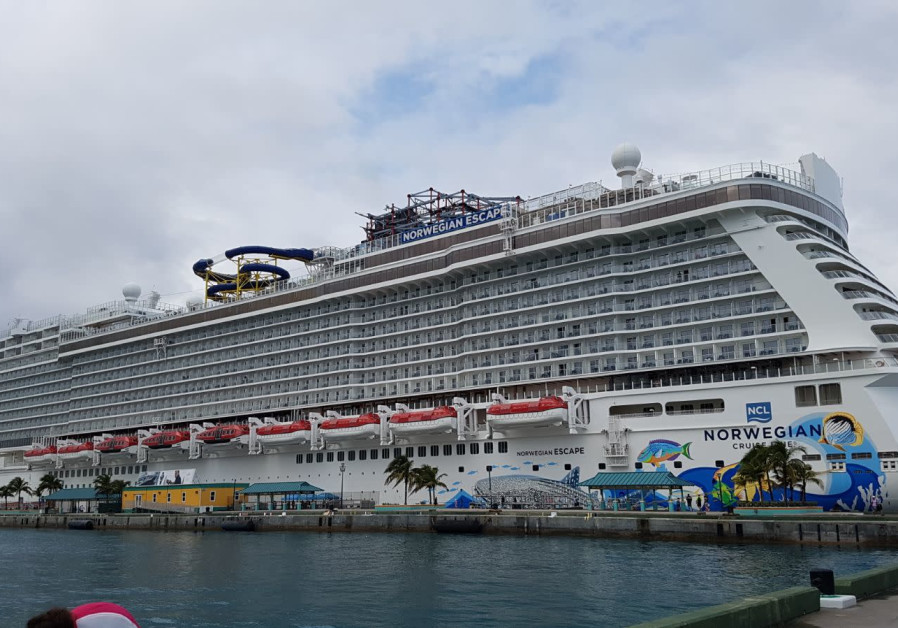 The Norwegian Escape / ITAI BLUMENTHAL