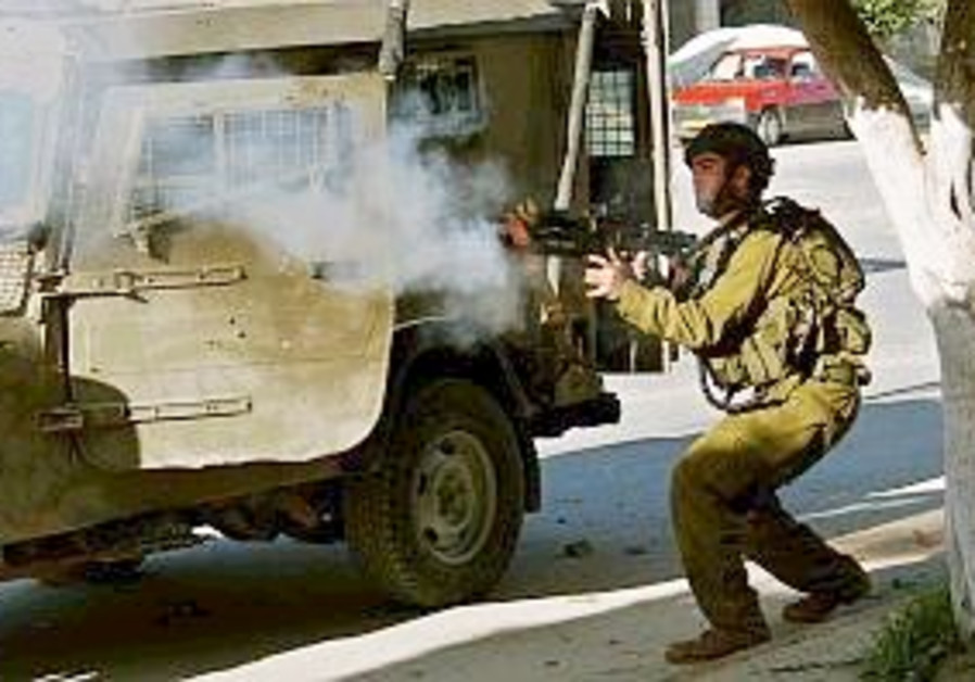 IDF kills 3 Palestinians in Nablus