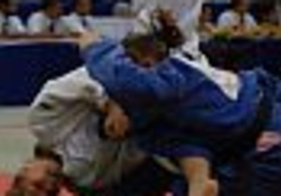 Shlesinger wins Euro judo silver