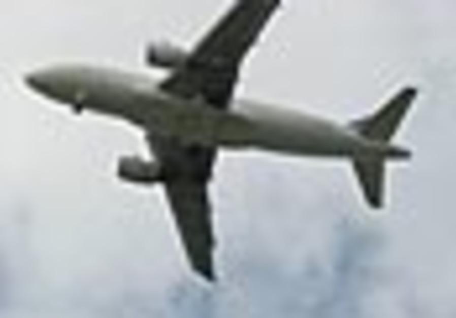 plane open skies 88