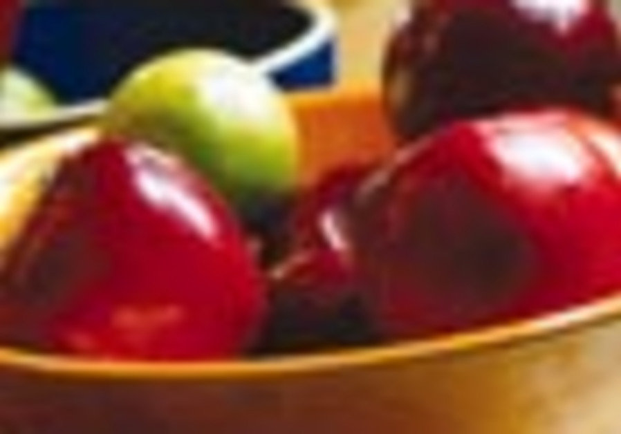 bowl of apples 88