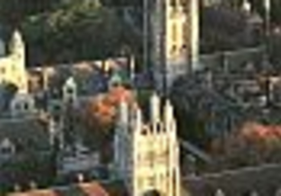 Yale creates center to study anti-Semitism