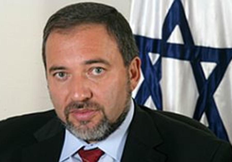 avigdor lieberman israel beitenu