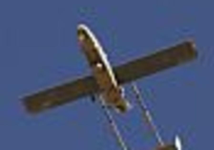 France deploys UAVs to stop IAF flights