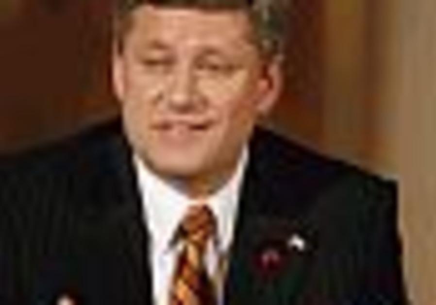 Harper's veto
