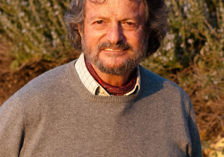 Eli Ben Zaken, the owner, founder and winemaker of Domaine du Castel (credit: courtesy)