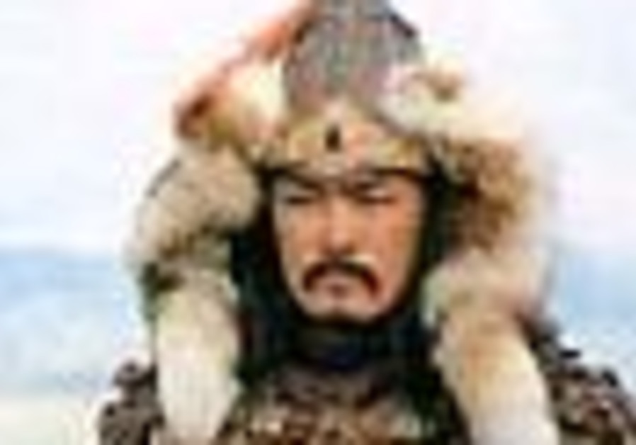 Mongolia debates bill on use of Genghis Khan name