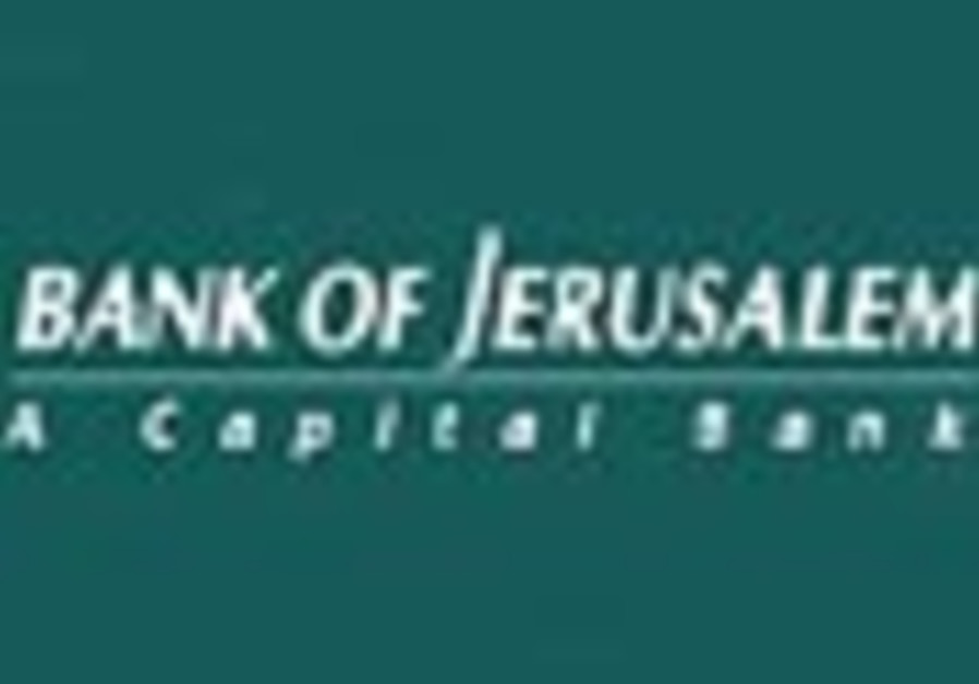 bank of jerusalem logo 88