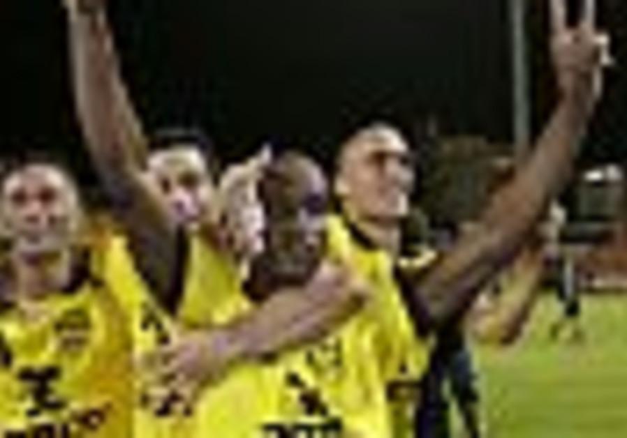Maccabi Netanya hopes surge continues