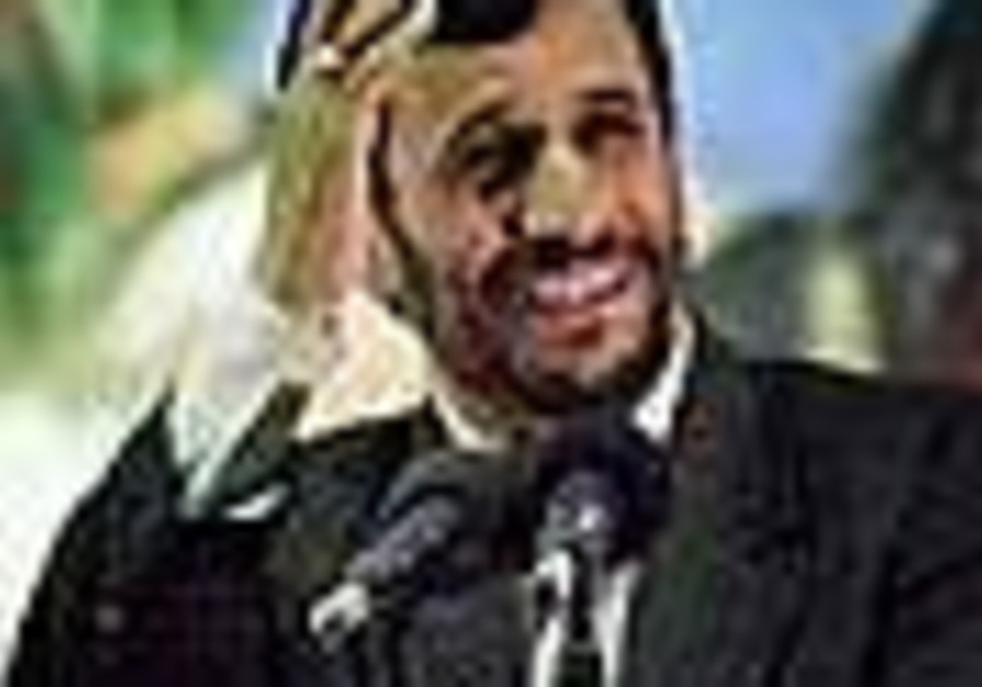 Iran's upcoming local elections seen as test for Ahmadinejad
