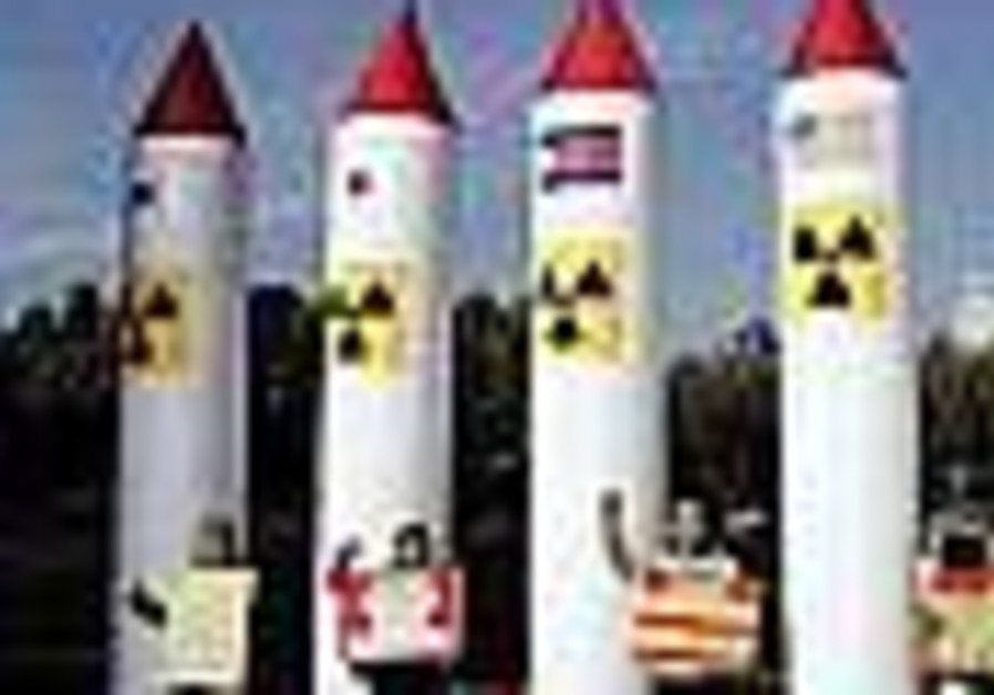 Leading nuclear powers meet on terrorism