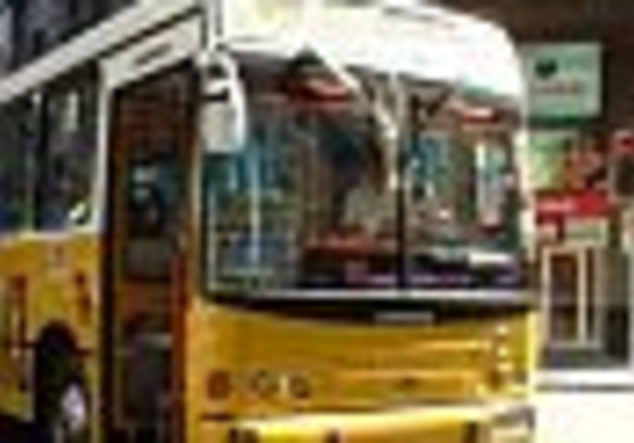 Modi'in appeals to Ministry to fix faulty new bus service