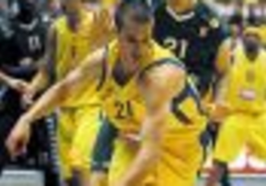 Local Hoops: Maccabi TA beat Nahariya in State Cup