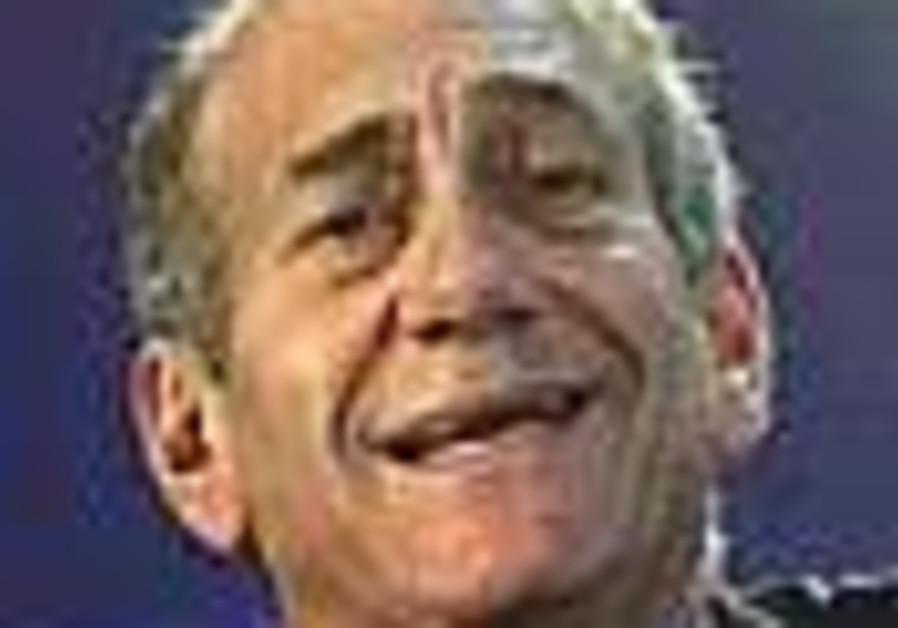 Olmert: $30k per capita income by 2016