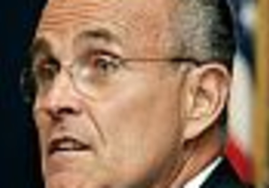 Giuliani takes step toward White House bid