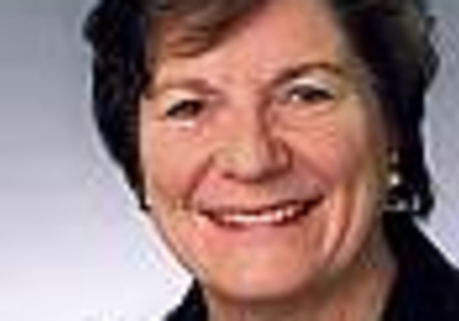 British baroness chastised for 'pro-Israel lobby' comments