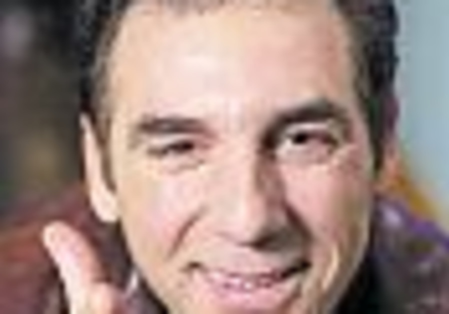 Michael Richards: Jewish by association?