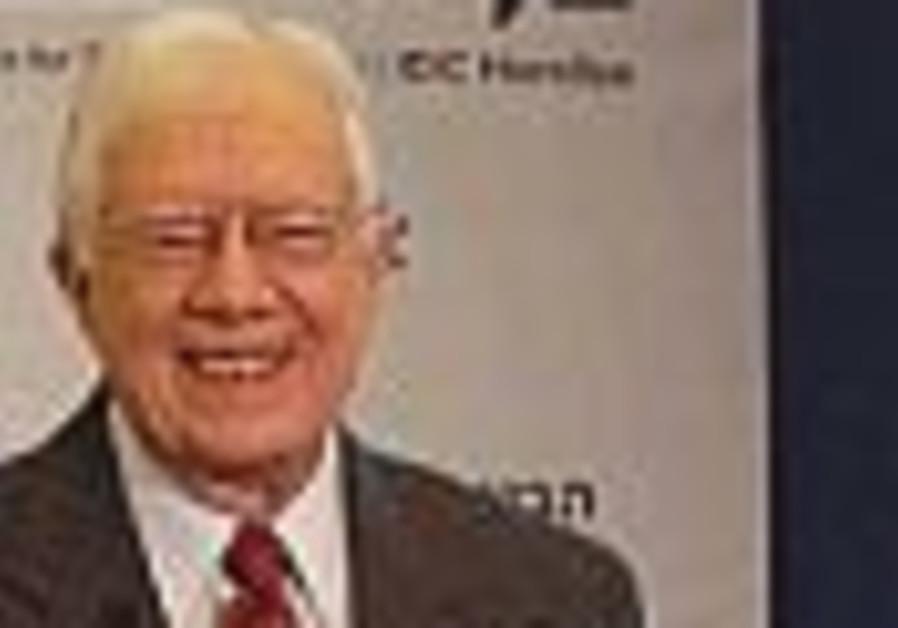 Carter: My Bush remark was 'careless or misinterpreted'