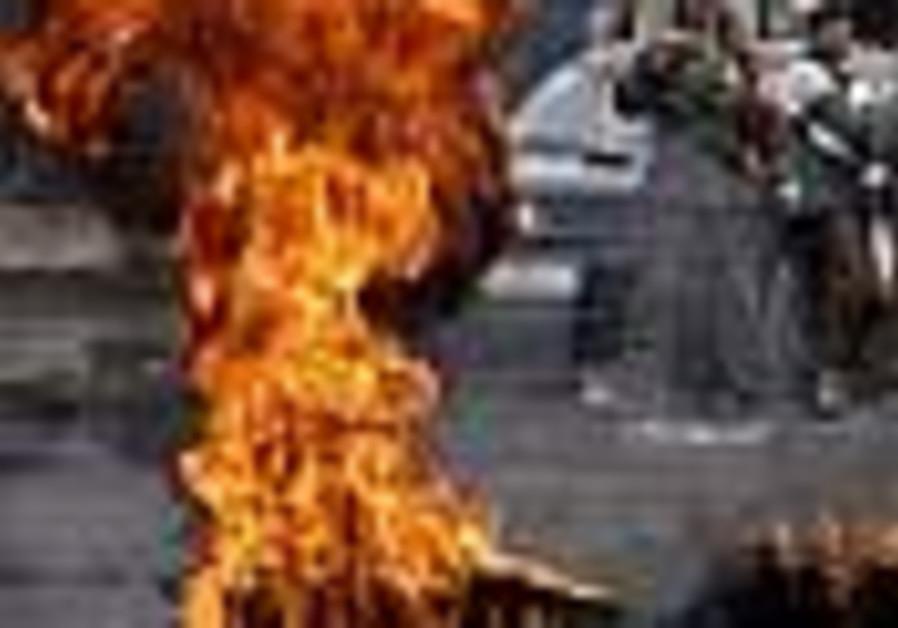burning 88