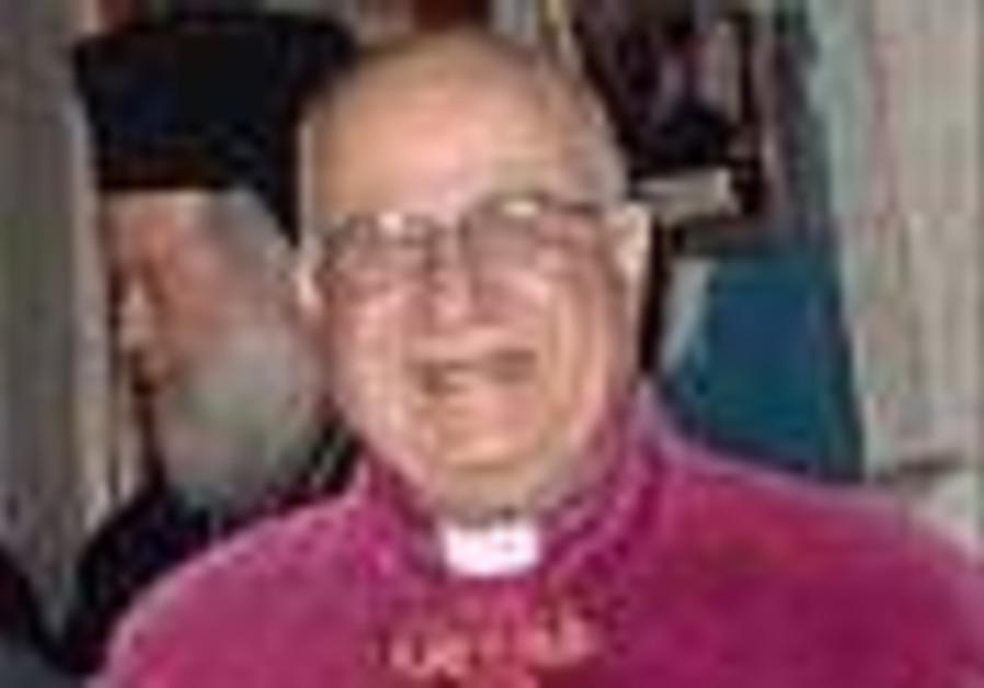 J'lem bishop accused of corruption