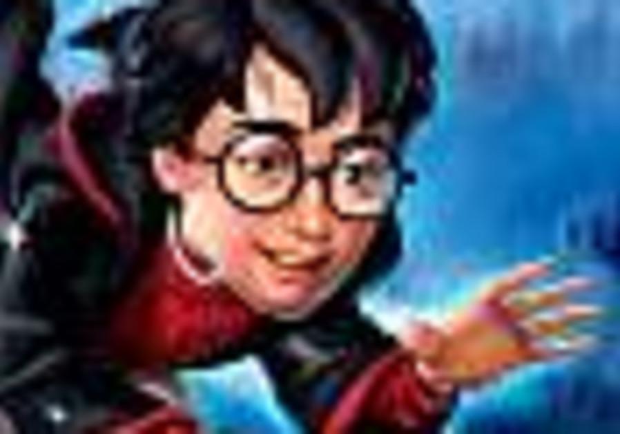 J.K. Rowling says she dreams she's Harry Potter